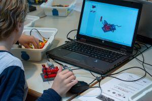 LEGO delavnica - robotika za otroke