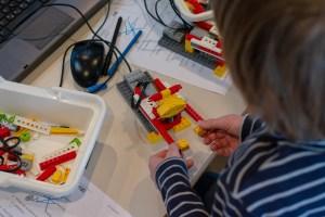 Počitniška LEGO delavnica - robotika za otroke @ Murska Sobota
