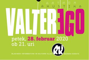Koncert: Valter Ego