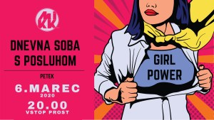 Dnevna soba s posluhom: Girl power