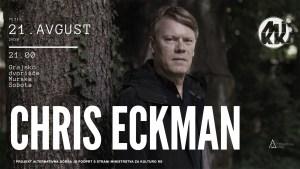 Koncert meseca: Chris Eckman
