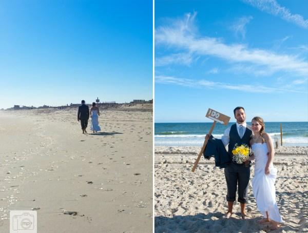 Fire Island Wedding Photos Ocean Beach Long Island