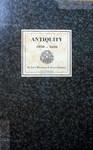 Antiquity box