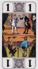 Carta Mundi Versailles Tarot trump 1