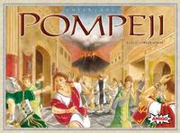 The Downfall of Pompeii box cover
