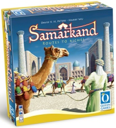 Samarkand: Routes to Riches box