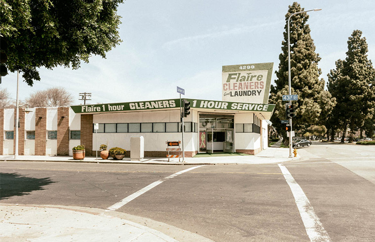 L.A. – An American City