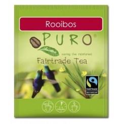 Rooibos Fairtrade tebrev