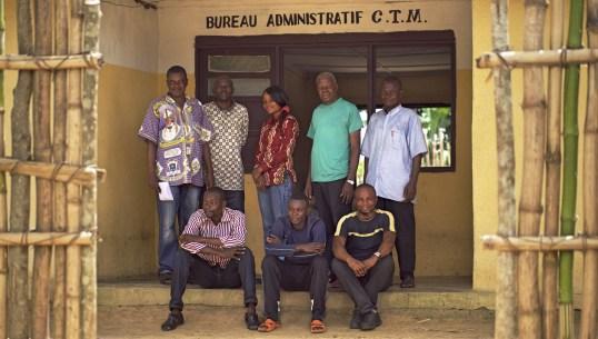Puro Coffee samarbejder med de lokale i Congo