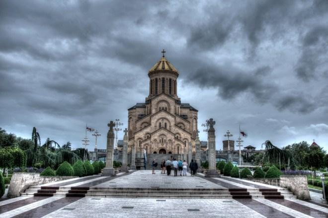 Sobór Trójcy Świętej w Tbilisi