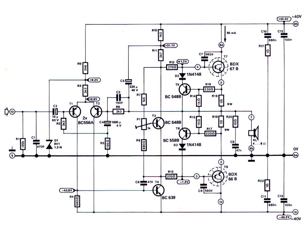 Subwoofer Wiring Diagram Ohm