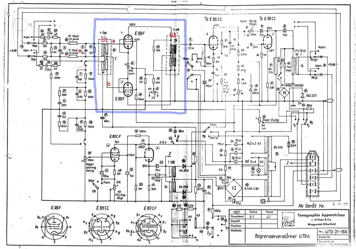 Wie Funktionieren Variable Mu Tube Compressoren