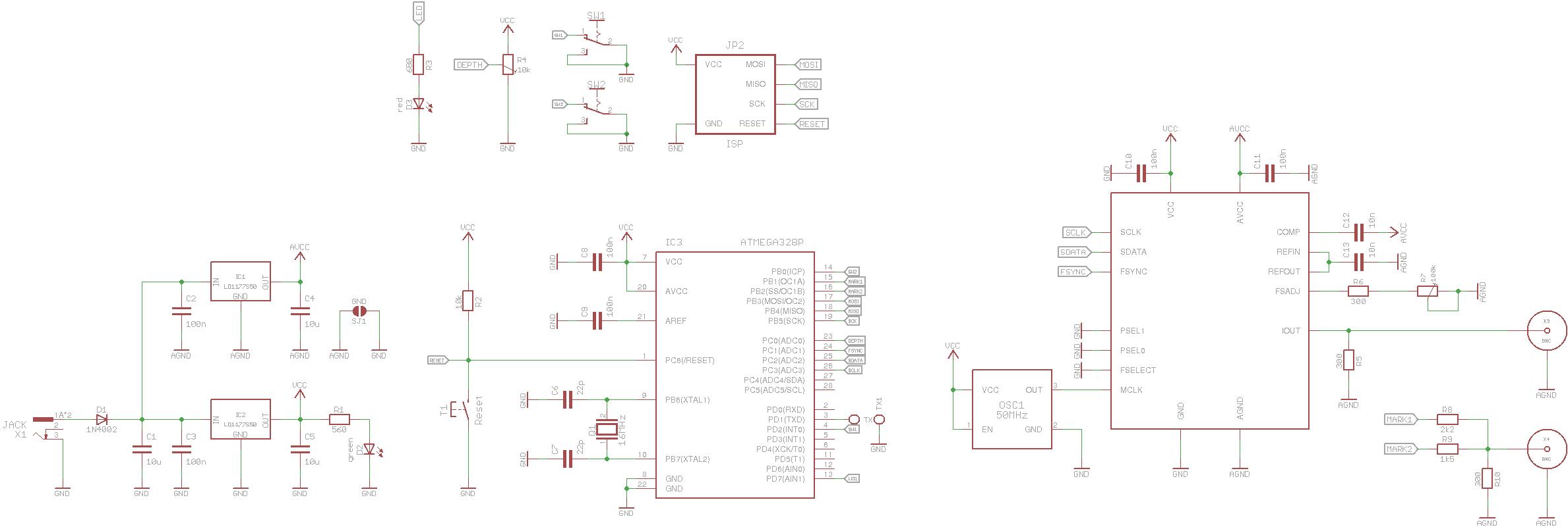Einfacher Wobbelgenerator Mit Avr