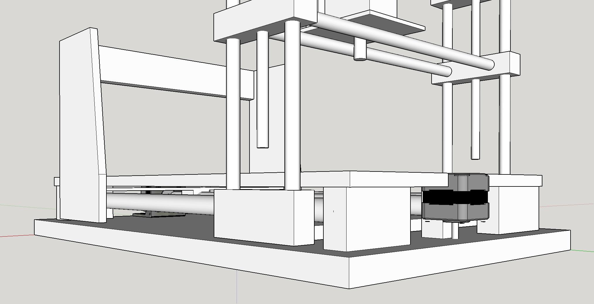 3D Drucker Frse Selber Bauendesign