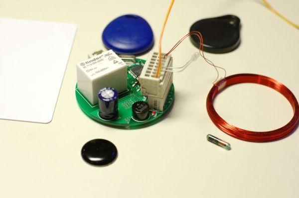 RFID Türöffner - Mikrocontroller.net