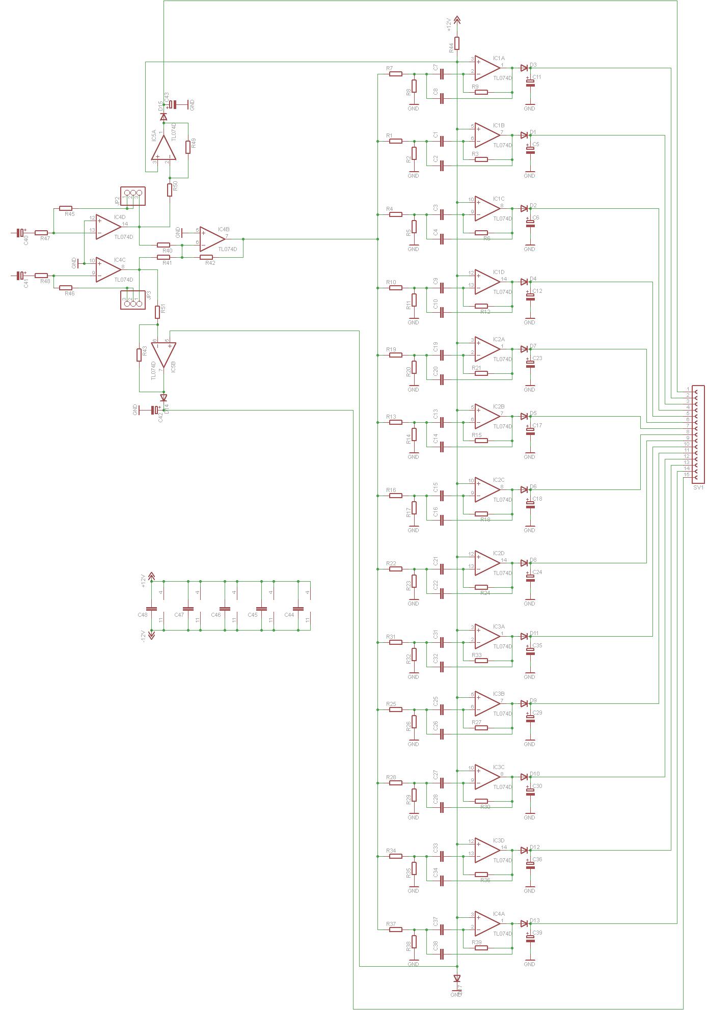 Bandpass Filter Lm