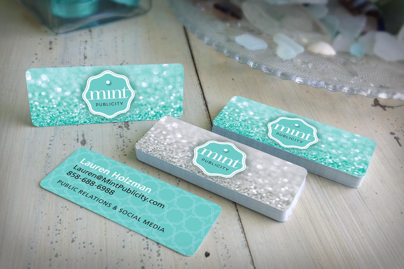Mint Publicity « Rob Mikuteit Design :: Freelance Art Direction ...