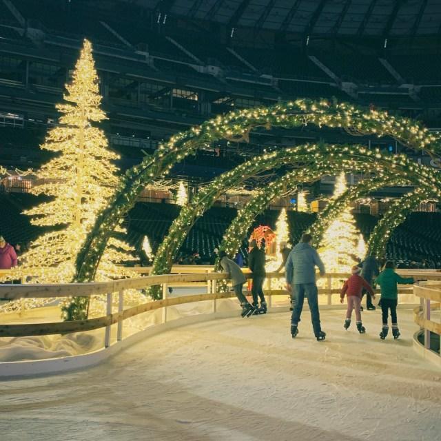 Atrações de Natal em Seattle