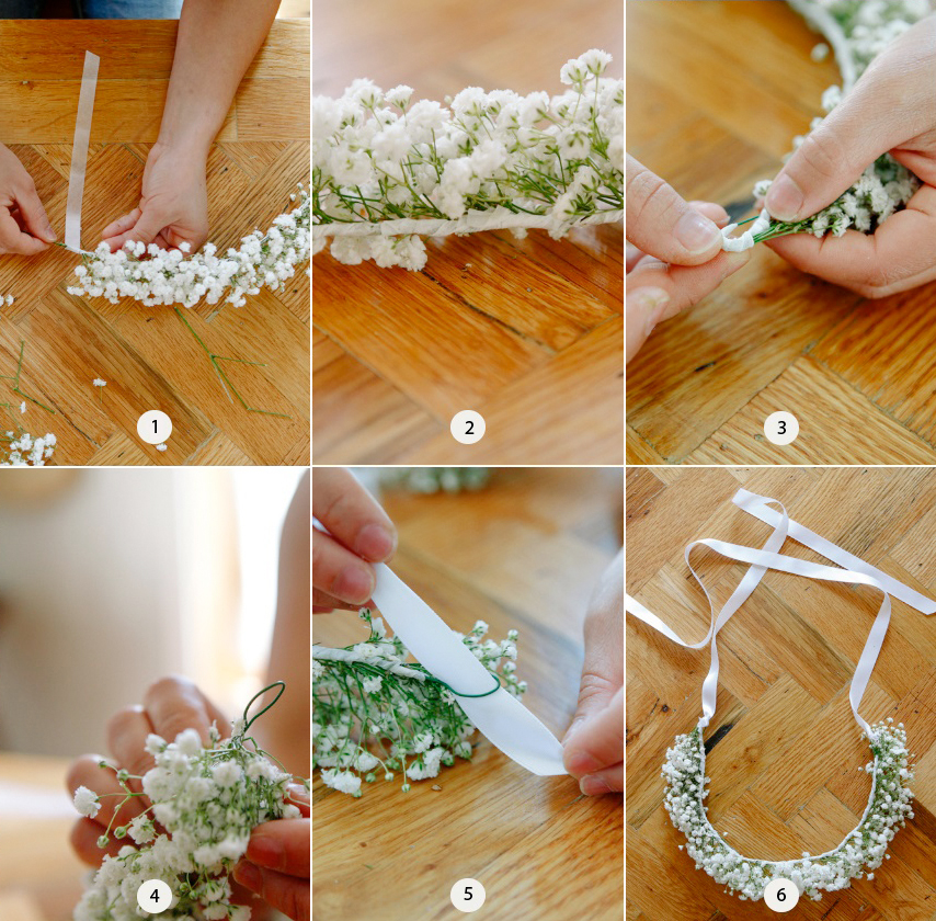 Baby's Breath Crown Wreath flora-design-lessons-classes-school-complete-training-wedding-bouquets-corsages-boutonnieres-large-scale-decor-funeral-flowers-corporate-events