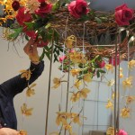 creating floral chandelier easy techniques