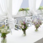 wildflower wedding idea
