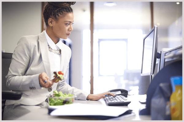 Body building diet plans for office worker