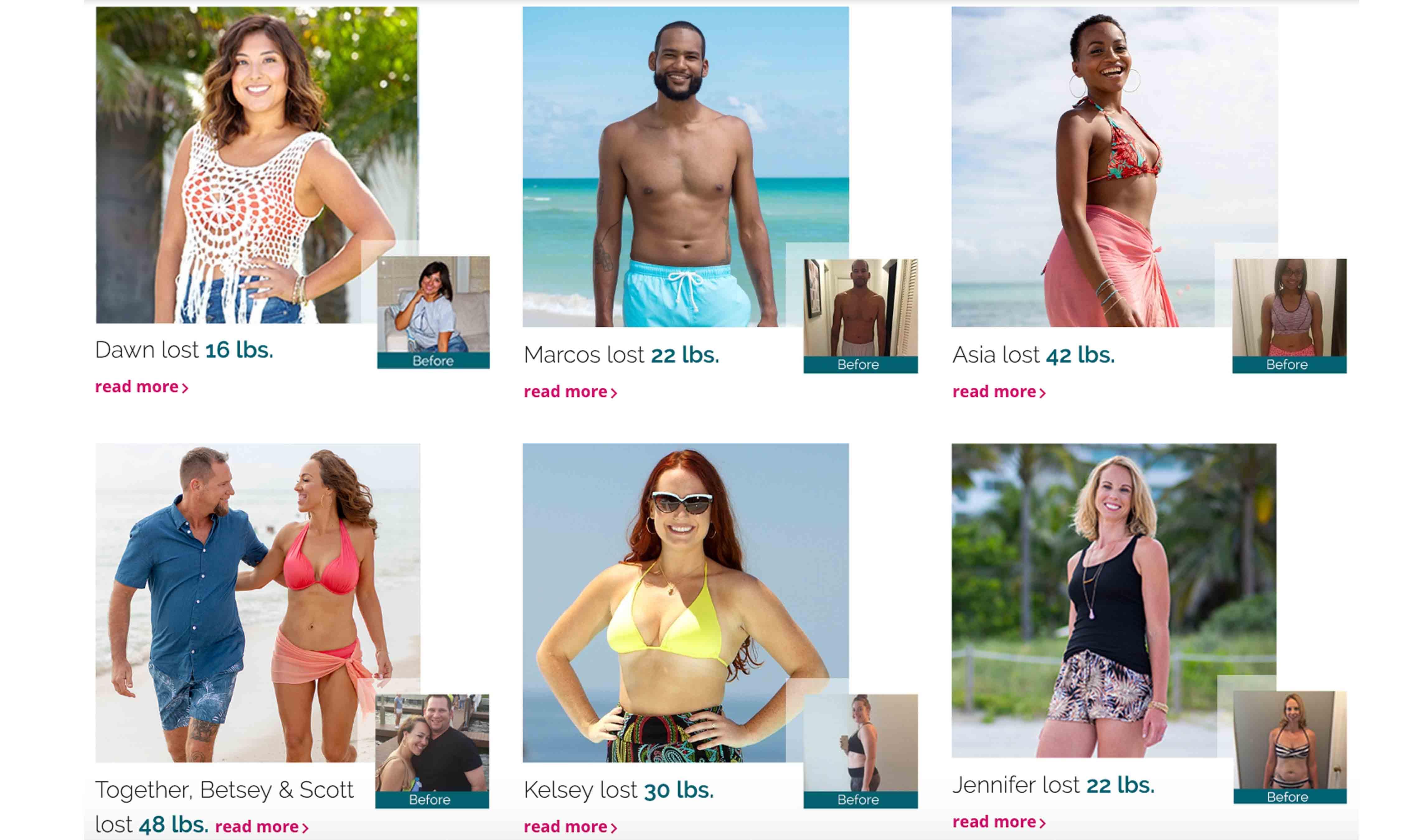 South Beach Diet Weight Loss Program