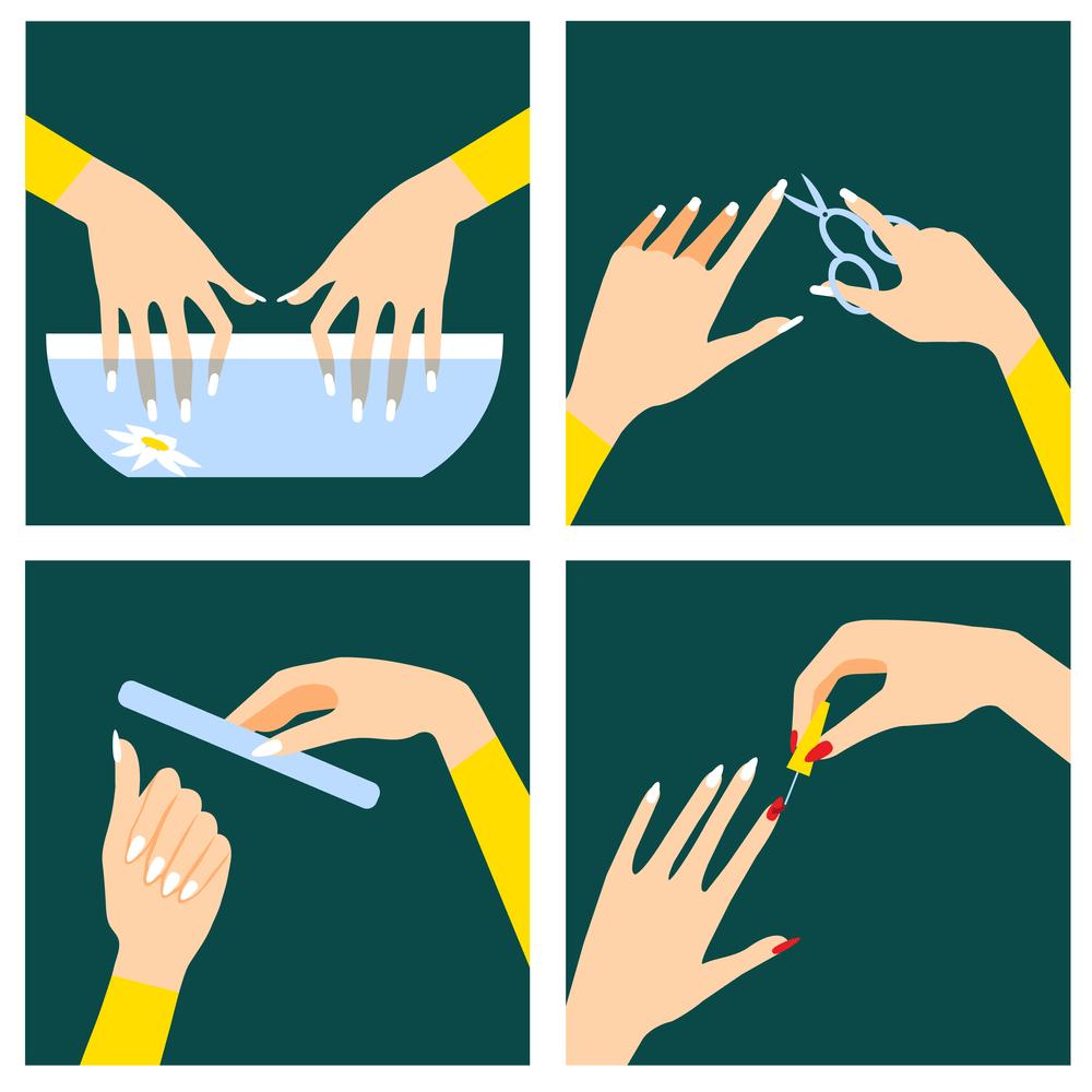 stop nails splitting horizontally