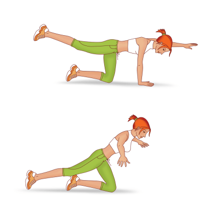 Practicing Strengthening Exercise