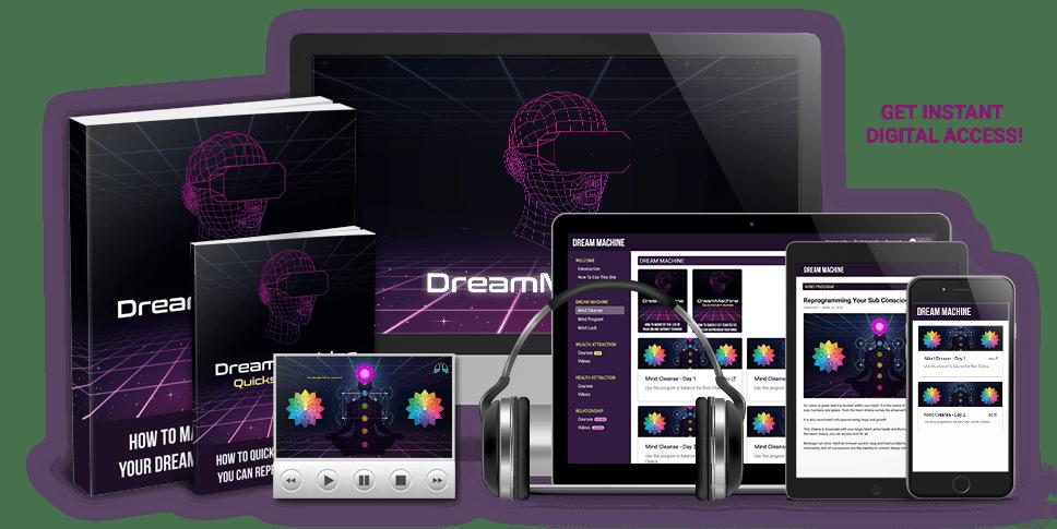 Dream Machine Manifestation Review