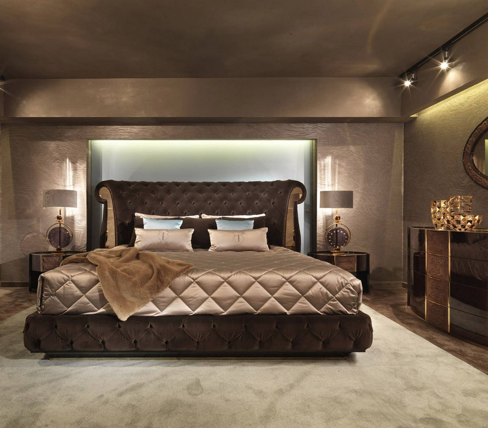 Milan furniture stores   luxury Turri showroom at Via Borgospesso Master bedroom luxury ideas with Turri furniture milan furniture stores  Milan furniture stores   luxury Turri