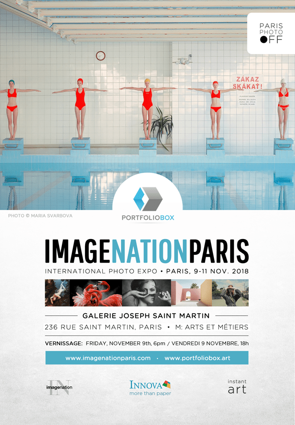 Image nation Paris Off 2018