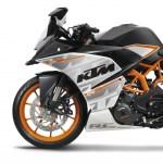 KTM RC 125 e 390