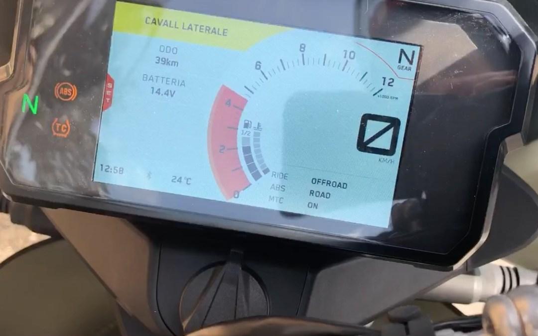 KTM 790 Adventure – The sound of KTM –