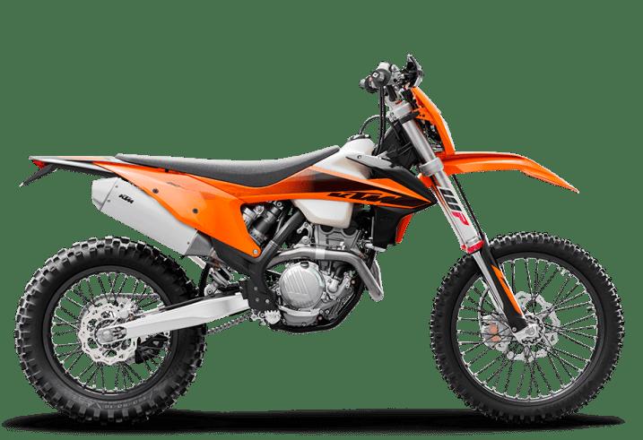 KTM 250 EXC-F 2020 Roma
