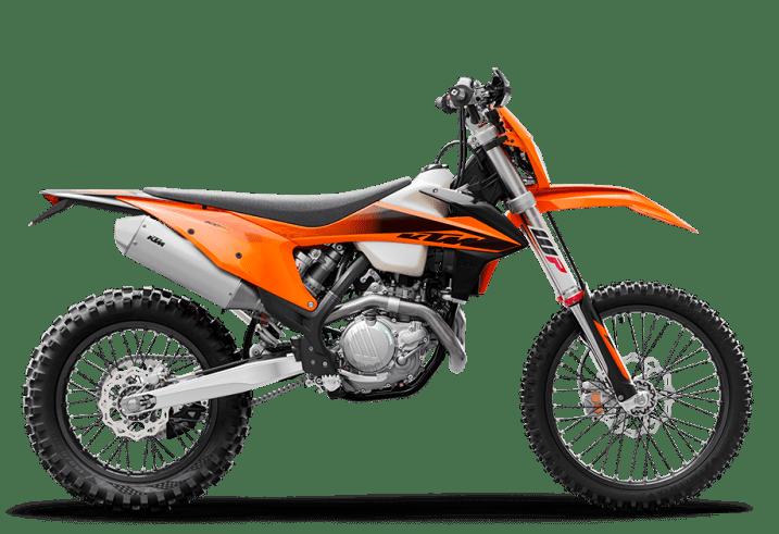 KTM 500 EXC-F 2020 Roma