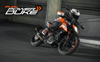 Promozione – POWER DUKE per KTM 125 e 390 Duke