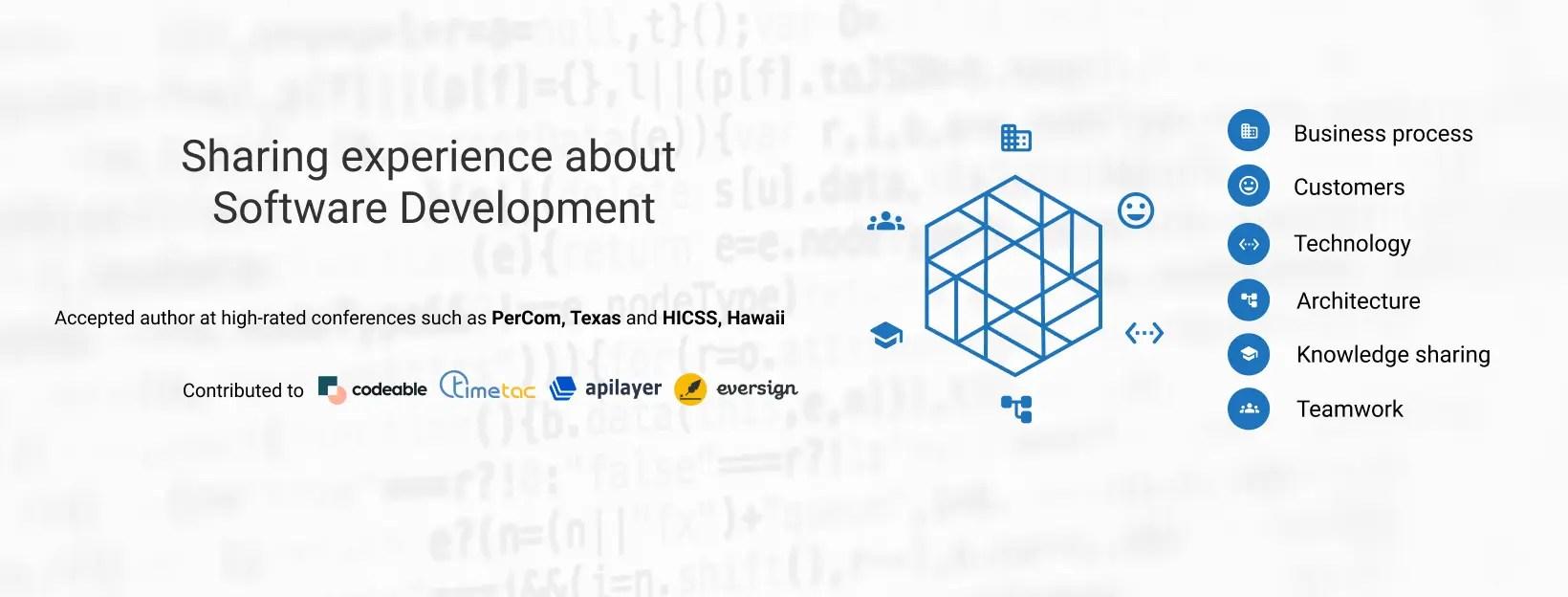 understanding of Software Development