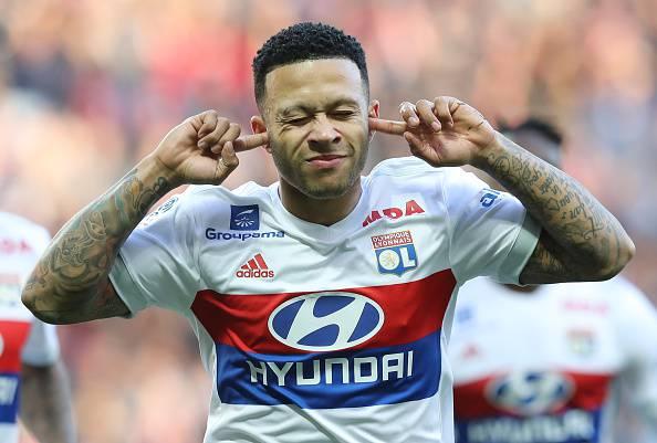 Memphis Depay dovrà essere l'arma del Lione durante i gironi di Champions League | Numerosette Magazine