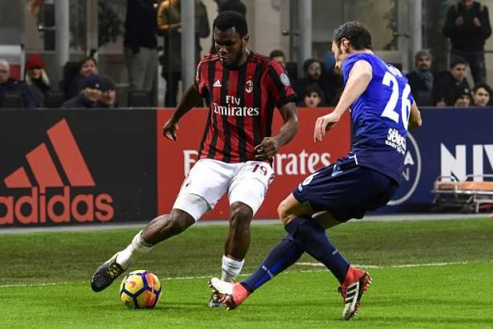 Milan-Lazio di Coppa Italia | numerosette.eu