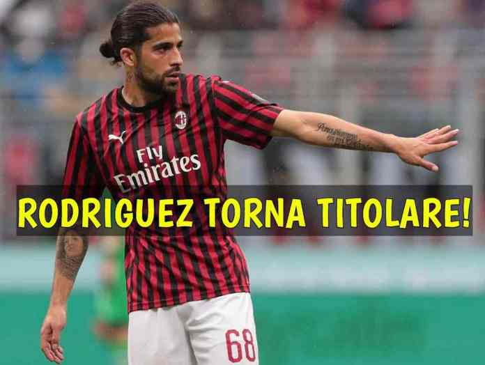 Ricardo Rodriguez returns to the title