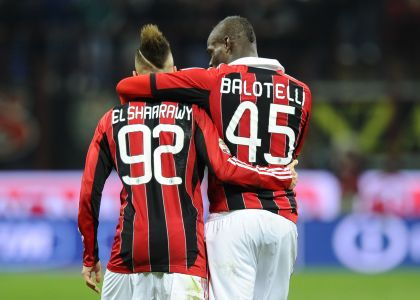 Milan-Juventus serie A