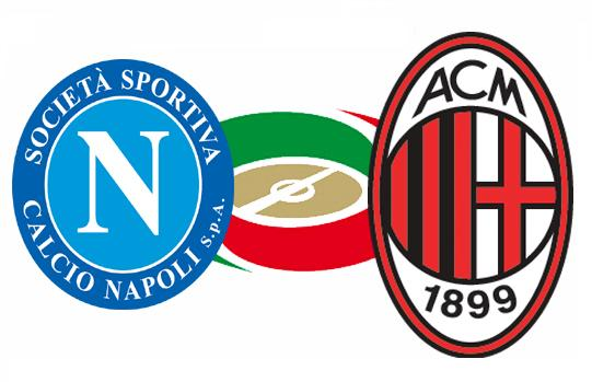 Napoli Milan live
