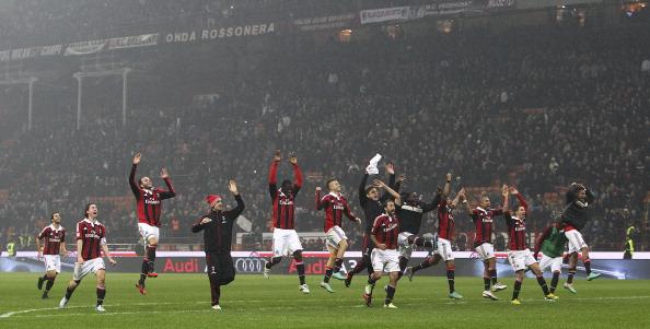 AC Milan v Juventus FC