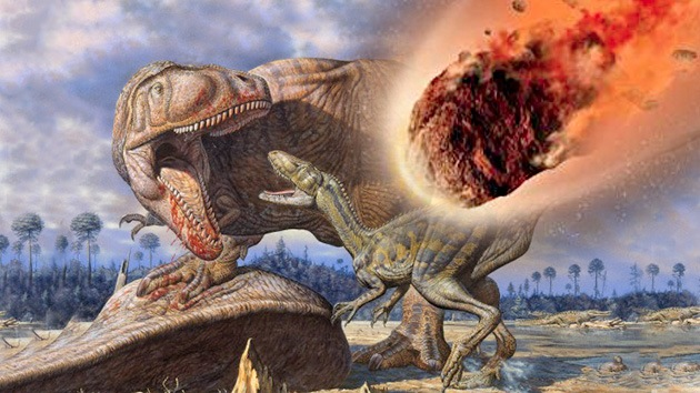 dinosuari degna fine