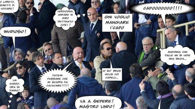 firenze contesta Galliani