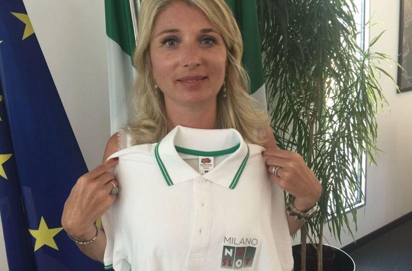 L'Assessore Beccalossi ringrazia la Rete Milano No Slot