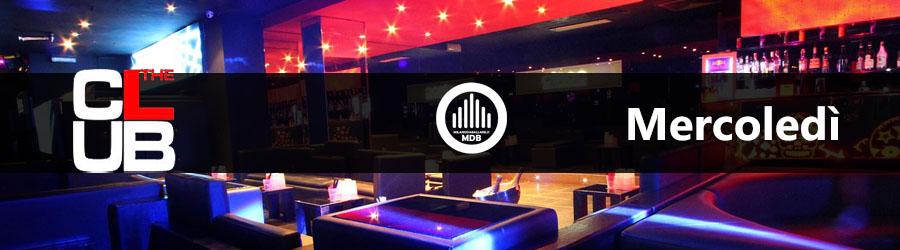 The Club Milano Mercoledì