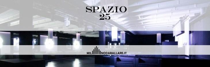 Spazio 25 Milano