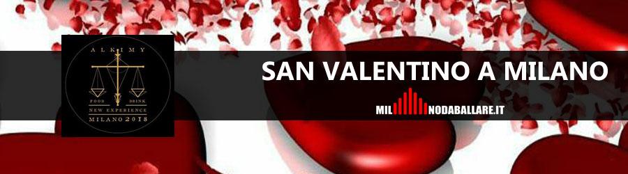 Alkimy Milano San Valentino 2019